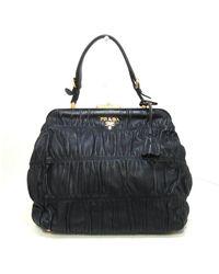 Prada Handbag - Zwart