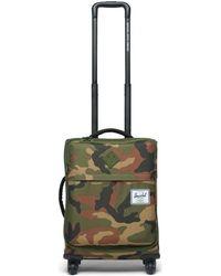 Herschel Supply Co. Suitcase Woodland - Groen