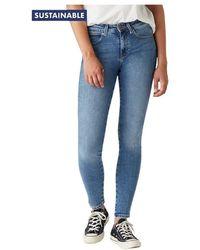 Wrangler Skinny 615 Jeans - Blu