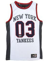 Majestic Filatures - Canotta Tank Top Mlb New York Yankees Macro - Lyst