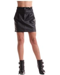 ViCOLO Miniskirts Woman - Zwart