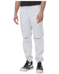 ih nom uh nit Trousers H Logo - Wit