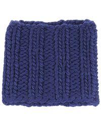 JW Anderson Scarf - Blauw