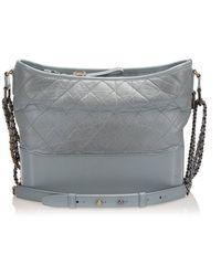 Chanel Shoulder Bag - Grau