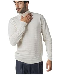 Barena High Neck Sweater - Neutre