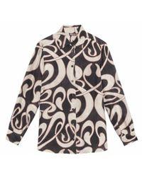 Maliparmi Shirt - Zwart