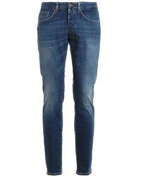 Dondup Jeans Sartoriale - Blauw