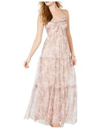 Adrianna Papell Maxi Dress - Roze