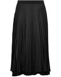 Moss Copenhagen Carys Senta Skirt - 16101 - Zwart