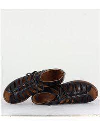 Alberto Fasciani Xenia Sandals45013N Negro