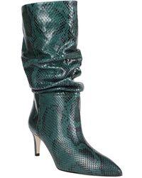 Paris Texas Boots Verde