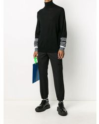 Neil Barrett Tneck Pullover Negro