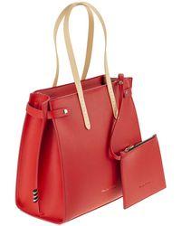Manila Grace Bag Rojo