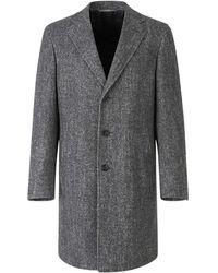 Canali Coat - Grau