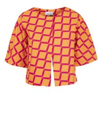 Niu Jacket - Oranje