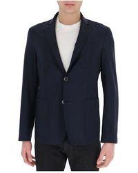 Barena Jacket - Blauw