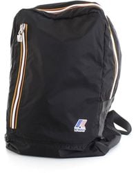 K-Way Backpack Kpocket - Zwart