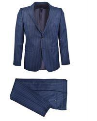 BOSS by HUGO BOSS Suit - Blauw