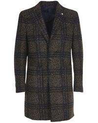 L.B.M. 1911 Coat - Bruin