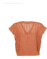 Brunello Cucinelli Sweater Naranja