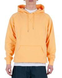 Pop Trading Company Hoodie - Orange