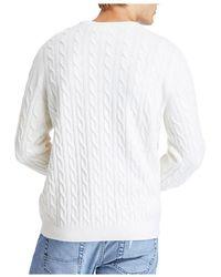 Timberland Sweater Blanco