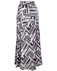 Kiton Skirt Gris