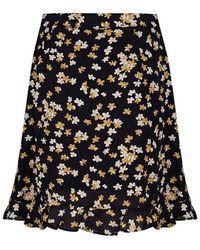 Lofty Manner Skirt Dylana - Zwart