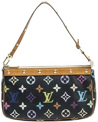 Louis Vuitton - Pre-owned Takashi Murakami Accessory Pouch - Lyst