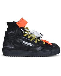 Off-White c/o Virgil Abloh Off Court 3.0 Sneakers - Zwart