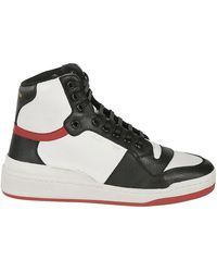 Saint Laurent Sneakers - Wit