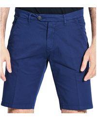 Roy Rogers Shorts - Azul