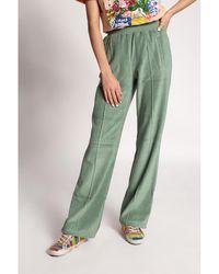 Golden Goose Sweatpants Verde