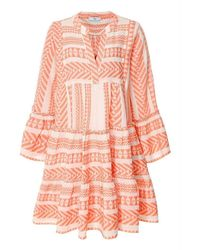 Devotion Vestido Corto - Oranje