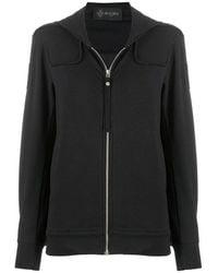 Mr & Mrs Italy Sweatshirt plisse - Noir