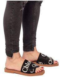 Chloé - Trousers - Lyst
