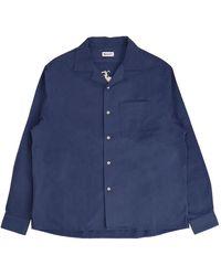Reception Shirt - Blauw