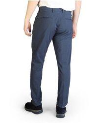 Yes-Zee Trousers P690_Wu00 Azul