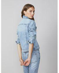 summum woman Japan Jacket Azul