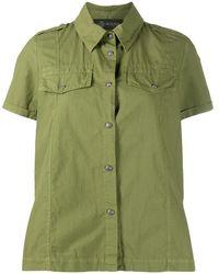 Mr & Mrs Italy Shirt - Groen