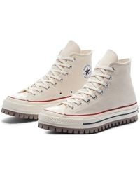 Converse Sneakers Chuck 70 Canvas - Wit