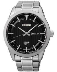 Seiko Watch Ur - Sne363p1 - Grijs