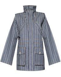 Ganni Jacket - Blauw