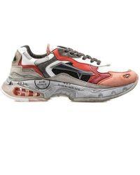 Premiata Sharky 066 Sneakers - Blanc