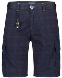A fish named fred 22.03.233 Shorts - Blauw