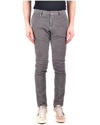 Incotex - Trousers - Lyst