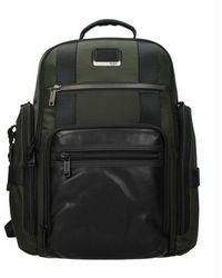Tumi Zaini e Marsupi alpha bravo backpack - Vert