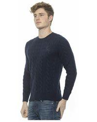Billionaire Sweater Azul