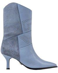 Bronx New-lara Shoes - Blauw
