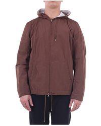Gran Sasso 4312151401 Short Jacket - Bruin